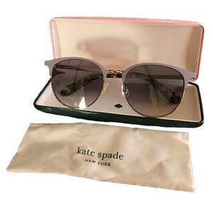 NWOT: 2019 Authentic Kate Spade Sunglasses